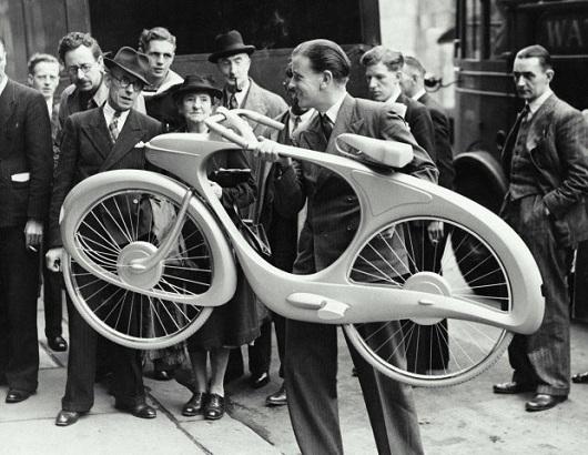 introduction histoire vélos électriques
