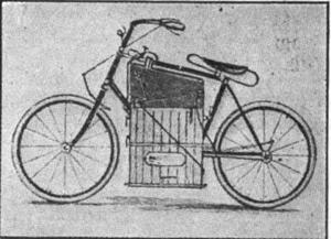 La deuxième version est née en 1884 et achevée avant 1896, l'année de la mort de son inventeur