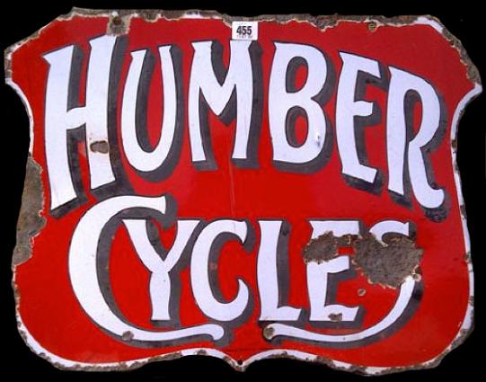 Logo Humber Cycles