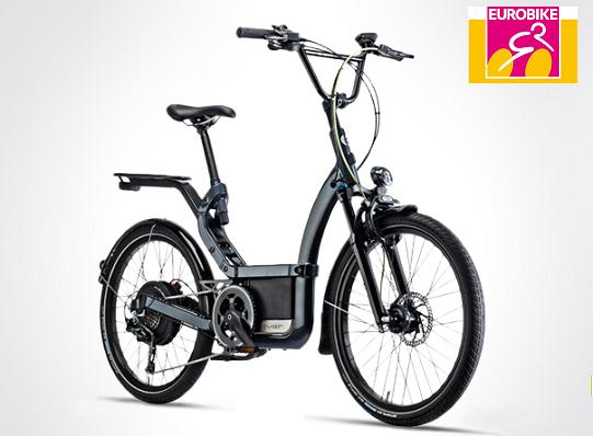 Vélo électrique Klever B25